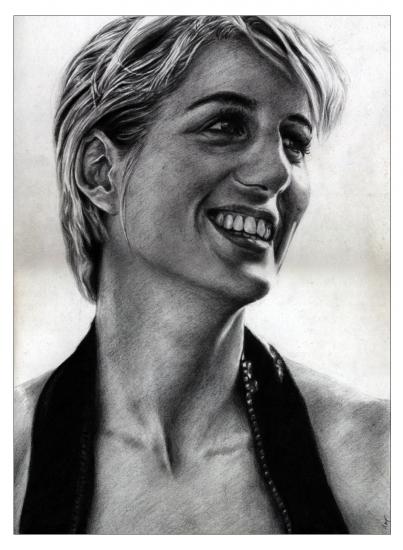 Lady Diana par leiaskywalker83